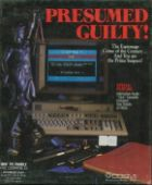 Presumed Guilty box cover