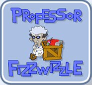 Professor Fizzwizzle box cover