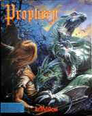 Prophecy: Fall of Trinadon, The box cover