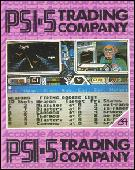 Psi 5 Trading Company box cover