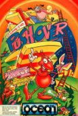 Pushover box cover