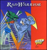 Rad Warrior box cover