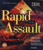 Rapid Assault box cover