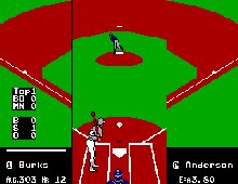 RBI Baseball 2 screenshot