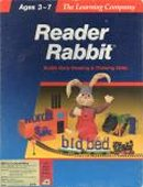 Reader Rabbit box cover