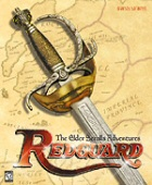  Elder Scrolls Adventure: Redguard box cover