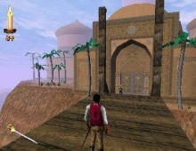 Elder Scrolls Adventure: Redguard screenshot
