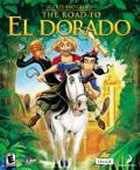 Gold and Glory: The Road to El Dorado box cover