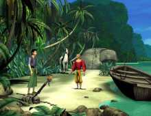 Gold and Glory: The Road to El Dorado screenshot