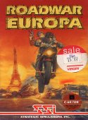 Roadwar Europa box cover