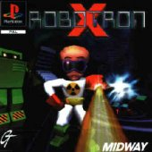 Robotron X box cover