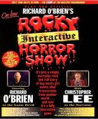 Rocky Interactive Horror Show, The box cover