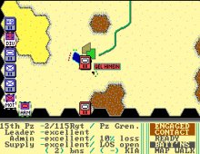 Rommel: Battle for North Africa screenshot