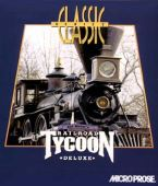 Railroad Tycoon Deluxe box cover