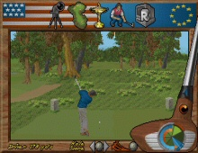 Ryder Cup Golf screenshot