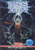 Rings of Zilfin box cover