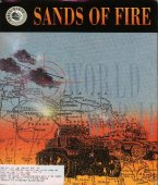 Sands of Fire box cover