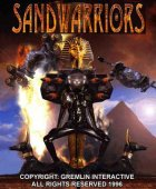 SandWarriors box cover