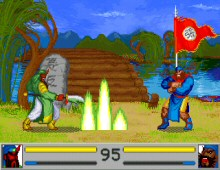 Sango Fighter 1 screenshot