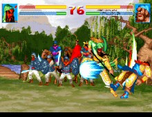 Sango Fighter 2 screenshot