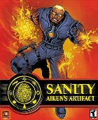 Sanity: Aiken's Artifact box cover