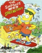 Simpsons: Bart vs. The Space Mutants, The box cover