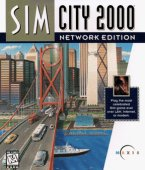 SimCity 2000 Network Edition box cover