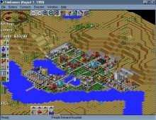 SimCity 2000 Network Edition screenshot