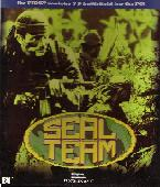 SEAL Team box cover