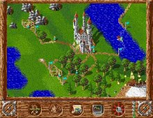 Settlers, The screenshot
