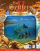Settlers II Gold Edition, The box cover
