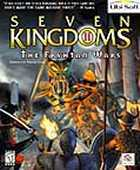 Seven Kingdoms II: The Fryhtan Wars box cover