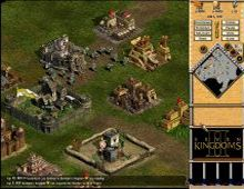 Seven Kingdoms II: The Fryhtan Wars screenshot