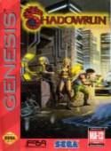 Shadowrun (Genesis) box cover