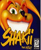 Shakii The Wolf box cover