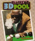 Sharkey's 3D Pool box cover
