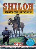 Shiloh: Grant's Trial in The West box cover