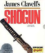 James Clavell's Shogun box cover