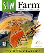 SimFarm for Windows box cover