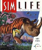 SimLife for Windows box cover