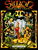 Simon The Sorcerer 2 box cover