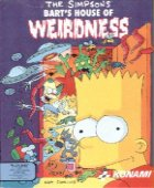Simpsons: Bart's House of Weirdness, The box cover
