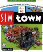 SimTown box cover