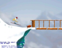 Ski Stunt Simulator screenshot