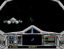 Skyfox II: The Cygnus Conflict screenshot