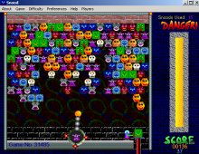 Snood screenshot