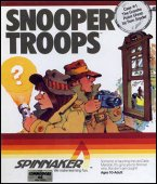 Snooper Troops Case 1 box cover