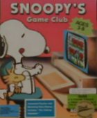 Snoopy's Game Club box cover