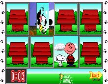 Snoopy's Game Club screenshot