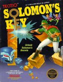 Solomon's Key: Another Version box cover